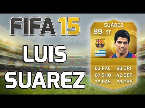 FIFA 15 - LUIS SUAREZ - Fifa 15 Mythbusters - Suarez Now In Packs On Fifa 15!