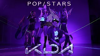 [POP/STARS COSPLAY DANCE COVER] -- K/DA -- ft. Madison Beer, (G)I-DLE, Jaira Burns [YOURS TRULY]