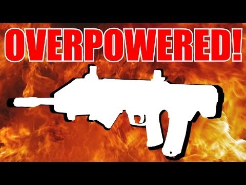 MOST OVERPOWERED GUN IN COD GHOSTS!