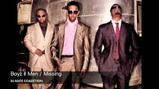 Boyz II Men Video - Boyz II Men / Missing