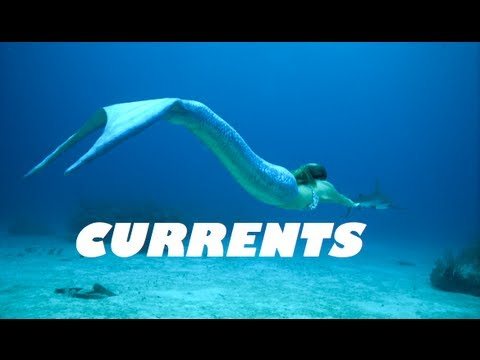 MERMAID MINUTE #9: Ocean Currents make mermaid tails GO WITH THE FLOW! Drift Diving is FUN!