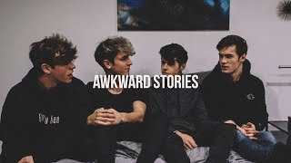AWKWARD STORIES w/ BRIKEY & JYLAN