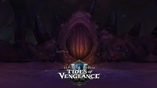 Tides of Vengeance Ending - Sylvanas and Anduin Reaction