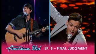 Download Lagu Garrett Jacobs vs. Laine Hardy: Friends BATTLE For a Spot In The Finals! | American Idol 2018 Gratis STAFABAND