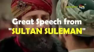 great speech from