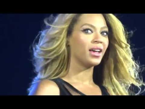 Beyonce & Jay-Z - On the Run/Forever Young live in Paris, 13.09.2014
