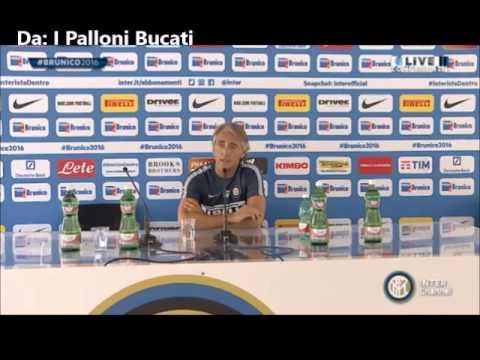 """Roberto Mancini: """"Non ascolto radio e non guardo tv, solo qualche porno"""""""