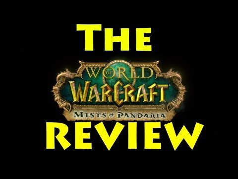 The Review: World of Warcraft Mists of Pandaria WoW MoP Review Latest Expansion