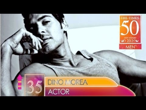 The Times 50 Most Desirable Men -2013 | Dino Morea at 35