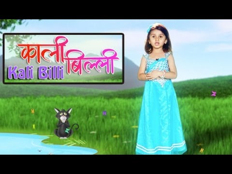 Kaali Billi || Popular Hindi Rhymes For Kids video
