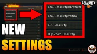 New Sensitivity Settings & Tips for Better Accuracy in CoD BO4