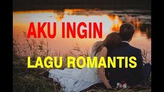 Aku Ingin Mencintaimu Dengan Sederhana [Lirik] - [Lagu Cinta Pengantar Tidur]  [Lagu Romantis]