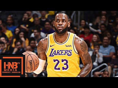 Los Angeles Lakers vs Sacramento Kings Full Game Highlights | 04.10.2018, NBA Preseason
