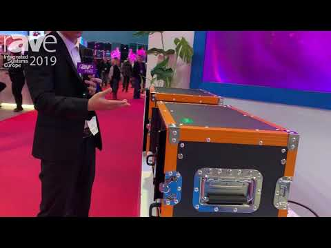 ISE 2019: VDWALL Shows LVP909 LED Video Wall Processor and LBM808 LED Broadcast Monitor for Rental
