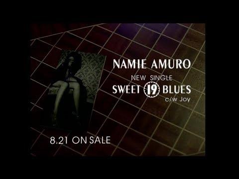 安室奈美恵 / Single「SWEET 19 BLUES」15sec TV-SPOT