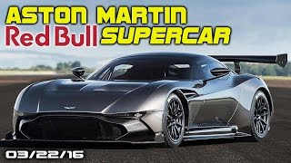 New Aston Martin Supercar, Future Jaguar XJ, No Production Buick Avista - Fast Lane Daily