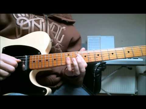Jazz Guitar Chords  - How To Play Drop 2 And 3 Chords On Guitar: Part 1 Major 7th Chords