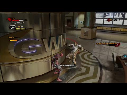 Deadpool (Masacre) Gameplay Walkthrough Parte 1 - Español (Xbox 360/PS3/PC Gameplay HD)