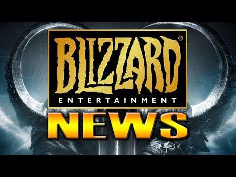 BLIZZARD NEWS !!! Hearthstone Open Beta  Reaper of Souls Release...