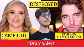 NikkieTutorials COMES OUT! #DramaAlert Mr Beast DESTROYS NBA! Jake Paul BOTS? Shane Dawson, Valkyrae