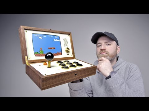 A Portable Arcade For The Super Wealthy