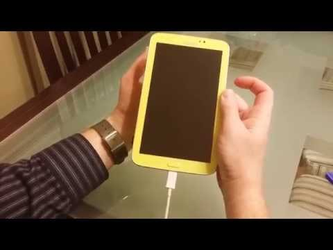 Samsung Galaxy Tab 3 Won't Charge/Turn On? Here's a Fix