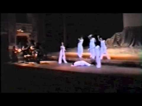 Teatro contemporaneo - Musica per una passione - Regia di Agnese Sartori