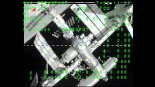 Expedition 35 Bids Adieu to the ISS