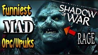 Shadow Of War - Funniest Orcs/Uruks Dialogues - Part 1