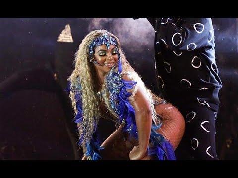 Ashanti Twerking At Carnival Breaks The Internet thumbnail