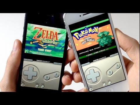 GBA4iOS - Emulateur de GameBoy Advance SANS JAILBREAK - iPhone. iPod touch. iPad iOS 7. 6. 5