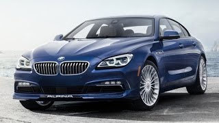 BMW ALPINA B6 2017 Car Review