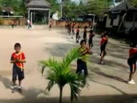 ( Sdn Sukorejo I  Parengan Tuban ) Senam Ceria Anak Indonesia . Mp4 video