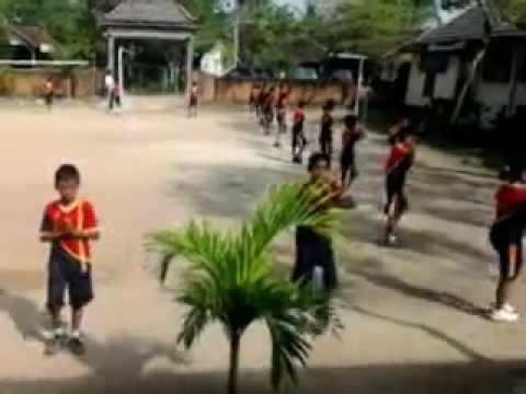 ( Sdn Sukorejo I  Parengan Tuban ) Senam Ceria Anak Indonesia . Mp4 video