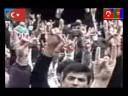 بوزقوردهای آذربایجان جنوبی در استادیوم تبریز