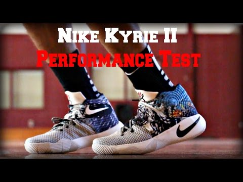 Nike Kyrie 2 Performance Test
