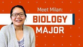Meet a Science Major: Milan Sengthep, Biology