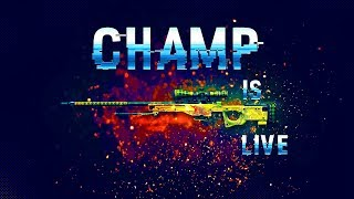 AWM Babbbyyy LET'S GOOO PUBG MOBILE HINDI LIVE STREAM INDIA | CHAMP IS LIVE | CSYT CLAN✅