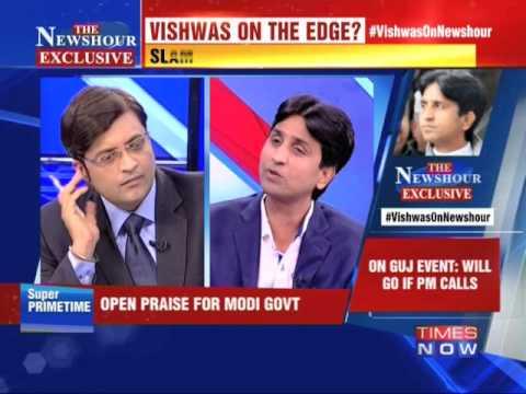 Kumar Vishwas on PM Narendra Modi