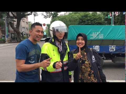 Halo Polisi Taiwan Keamanan Ada Di Jarimu