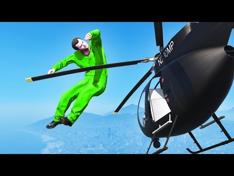 GTA 5 FAILS - #17 (GTA 5 Funny Moments Compilation)