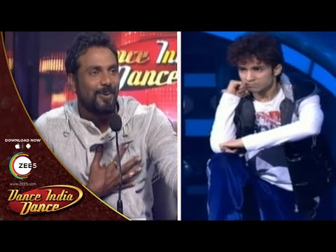 Dance India Dance Season 3 March 03 12 - Raghav