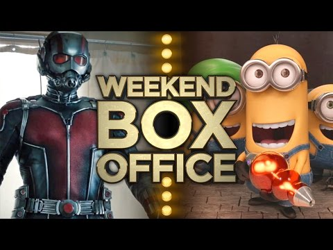 Weekend Box Office - July 17-19, 2015 - Studio Earnings Report HD