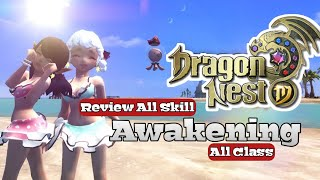 Dragon Nest M Review Skill Awakening All Class