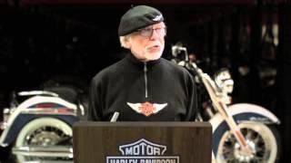 Willie G. Davidson Video