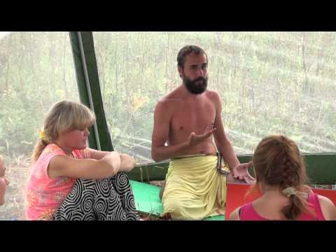 Антар Мадир. Классический тайский антар-массаж