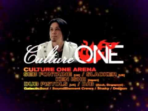BLIVE Culture One Bangkok International Dance Music Festival