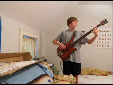 Ben Harper Mama&#039;s Trippin&#039; bass cover.