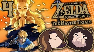 Breath of the Wild: The Master Trials: Rockin' Granny - PART 4 - Game Grumps