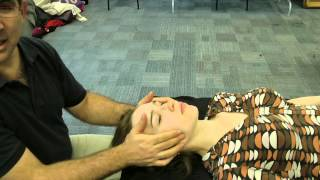 Massage techniques: face and scalp